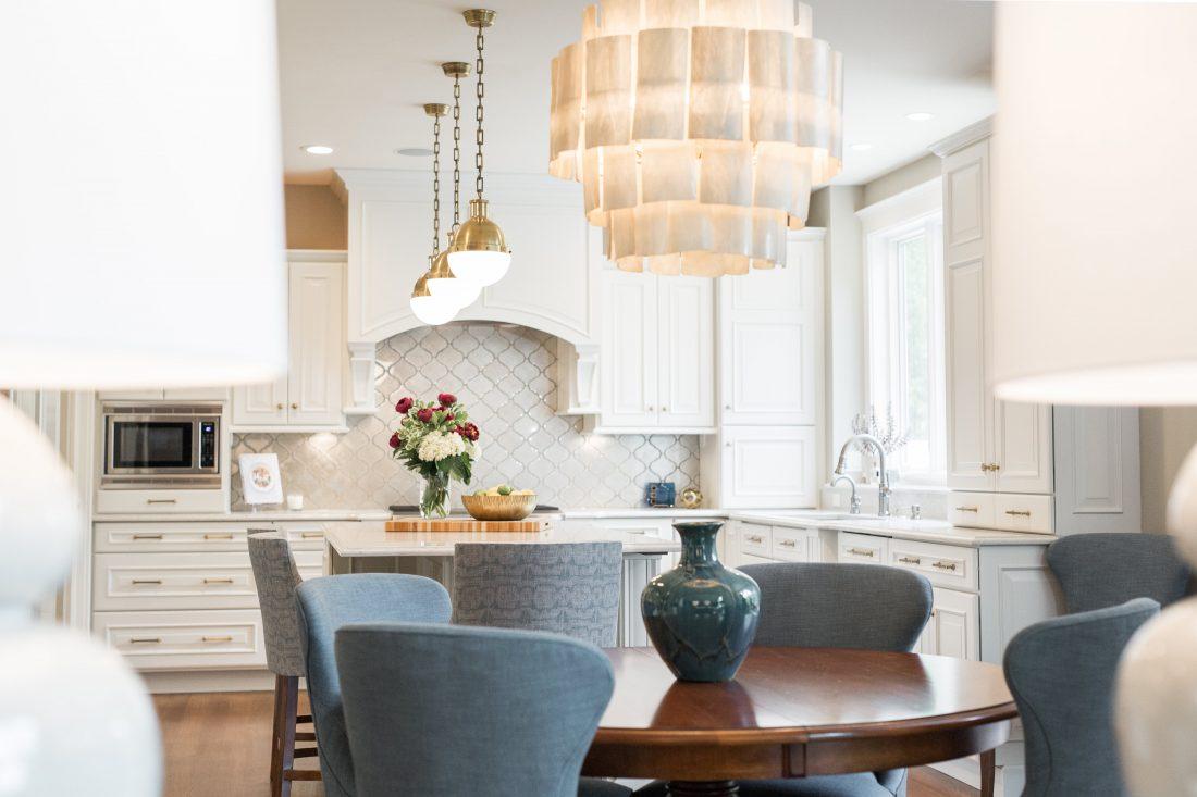 Diamond Ridge Residence dining table